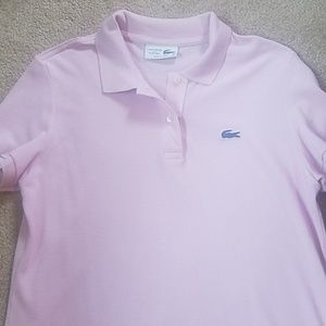 Lacoste by J Crew polo size 40